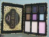 Het nieuwe ook Onder ogen gezien Palet van de Oogschaduw Print+Macarons 9colors van de Chocoladereep Cartoon+Leopard