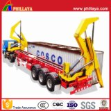 Auto Loading Container Trailer 20/40FT Container Sidelifter Trailer