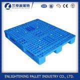 paleta plástica del HDPE resistente euro 1200X1000 para el tormento