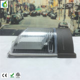 La pequeña pared del LED enciende iluminación europea de la pared del estilo de las lámparas ETL Dlc IP65 15W 25W del jardín la mini