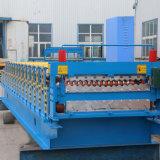 機械を形作る冷たい屋根ふきシートの二重層ロール