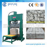 Block idraulico Stone Splitter Machine per Cubic Paving Worktops