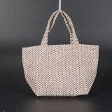Les sacs à provisions des sacs à provisions de jute d'usine UK/Cloth vendent en gros/sac de coton
