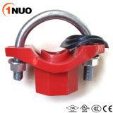 Croix mécanique Grooved de fer malléable d'usine de la Chine (FM/UL/CE)