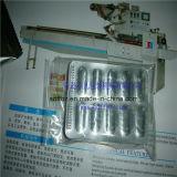 Máquina de empacotamento farmacêutica automática da bolha do controle do servo motor