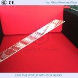 Verre résistant à la chaleur 19 mm et verre résistant à la pression avec Ce & CCC