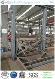 Elevador hidráulico do estacionamento do carro do uso Home de dois bornes