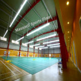 PVC Flooring für Badminton Court