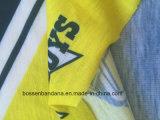 Fabrik Soem-Erzeugnis fertigen gedrucktes fördernder Microfiber Gummiband-Sport-nahtloses Gefäß-Magie-Büffelleder Headwear kundenspezifisch an