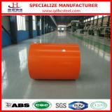 Bobina d'acciaio di colore ricoperta colore di ASTM A792 PPGI