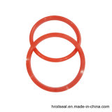 Rote O-Ringe mit guter Flexibilität