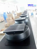 Ventilatore solare del tetto di CC di colore su ordinazione 12W 12inch - Sn2013001