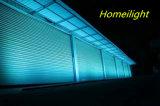 la colada de la pared de la colada 14 X 30W de la pared de 6PCS 4in1 RGB al aire libre impermeabiliza