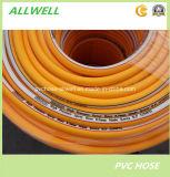 """黄色いPVC高圧空気スプレーのホース8.5mm 5/16 """""""