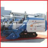自動推進の収穫機、追跡された米及びムギのコンバイン収穫機(4LZL-4.0)