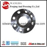 Garnitures de brides de pipe d'acier du carbone d'Amse/ANSI B16.5 Wp304/316 Class150 RF/FF