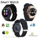 Nueva vendedor caliente de Bluetooth del reloj inteligente con ranura para tarjeta SIM (L6)