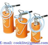 手動の楕円形のバケツの油ポンプギヤ円滑油ディスペンサー