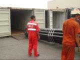API 5L ASTM A106 GR. tubulação sem emenda de aço de carbono da/B/C
