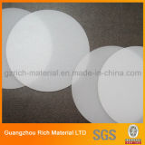 Листа отражетеля PMMA/Plexiglass/PS плита отражетеля светлого белая пластичная