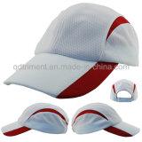 Отражательная крышка спорта бейсбола ткани Microfiber нашивки (DOCR0126)