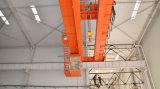 China-Spitzenhersteller-obenliegender reisender Kran, kosteneffektive Brückenkran-Lösung