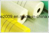 柔らかく適用範囲が広い補強の具体的なガラス繊維の網布