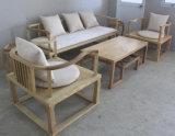 Sofá de madeira contínuo da sala de visitas (M-X2158)