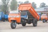 Tricycle diesel de roue du vidage mémoire 3 de Waw de Chine à vendre