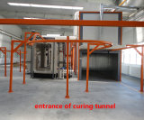 Горячее Sell Customize Powder Coating Line для Aluminium Prof