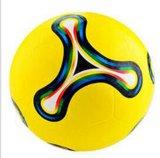 Esfera de borracha superior de superfície lisa da promoção do futebol do futebol