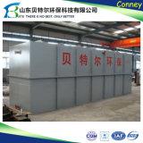 a planta do tratamento da água do desperdício da água de esgoto 20tpd doméstica, remove o bacalhau, BOD