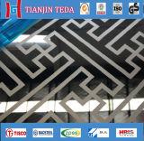 AISI304 het Geëtstee Blad van het roestvrij staal Spiegel