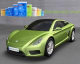 La peinture promotionnelle de véhicule de SCC la plus neuve Autobase