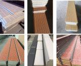 Prefabriceren de aluminium-zink Met een laag bedekte Comités van de Muur van het Metaal Decoratieve voor Huis