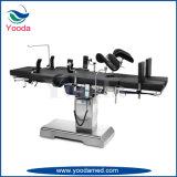 Krankenhaus-Geräten-elektrischer chirurgischer Tisch geeignet für Röntgenstrahl