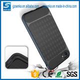 Da caixa magro Shockproof quente da armadura da escova do artigo de Alibaba caixa feita sob encomenda do telefone móvel para Samsungj7