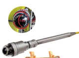 回転レンズ、ガラス繊維の長さ60/120m (標準)が付いている直径9mm鍋/傾き押しの点検カメラ