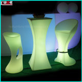 Glow Furniture Bar Stool Iluminado Higyboy Stool
