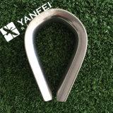 Cilindro porta caratteri dell'acciaio inossidabile per la corda del filo di acciaio