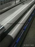 Fibre discontinue tissée par tissu de plaine de fibre de verre de C-Glace, 600g