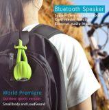 Mini altofalante pequeno colorido elegante de Bluetooth da abóbora