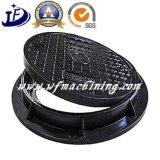 연성이 있는 철 주물 맨홀 뚜껑 또는 폭풍우 하수구 덮개