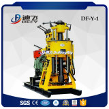 Equipo portable geológico de la perforación de base del diamante del desafio Df-Y-1 de la exploración