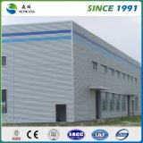中国のプレハブの鋼鉄建物の製造