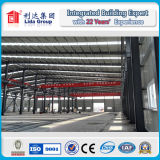 Здание стального пакгауза мастерской стального полуфабрикат стальное
