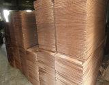 Almofada evaporativa refrigerar de ar da manufatura para a casa das aves domésticas