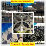 Hoja decorativa del acero inoxidable de la alta calidad