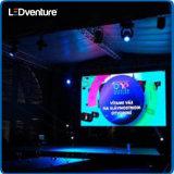 Tela interna do vídeo do diodo emissor de luz da definição da cor cheia HD