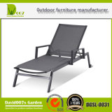 2017 New Design Outdoor Garden Patio Furniture Textilene Dom Lounger & Chaise Lounge